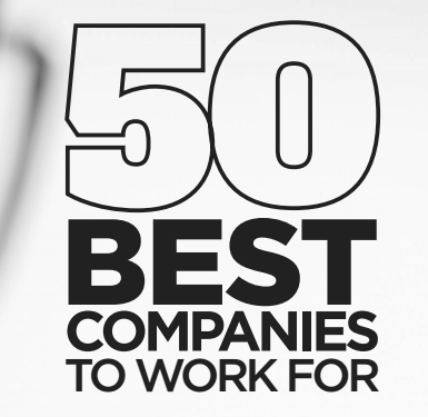50 best places to work